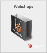 Magento webshops