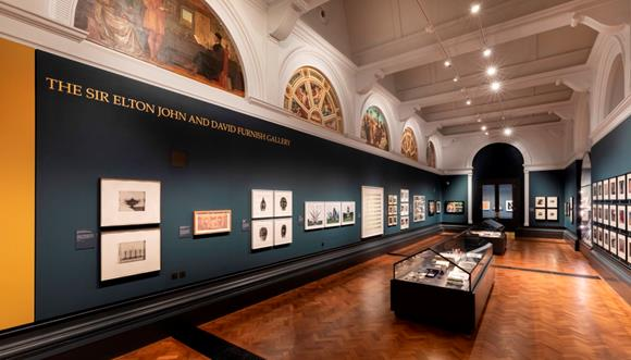 V&A announces new collaboration with Sir Elton John Photography Collection