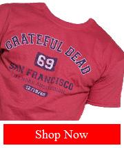 Tribut - Grateful Dead - San Francisco tee