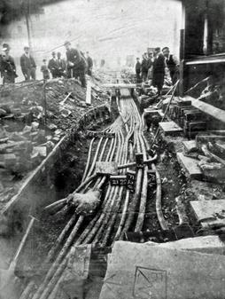 Underground Cable Photo Album 1890-1940 – Western Power Distribution (WPD)