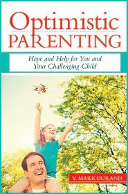 Optimistic Parenting, book cover