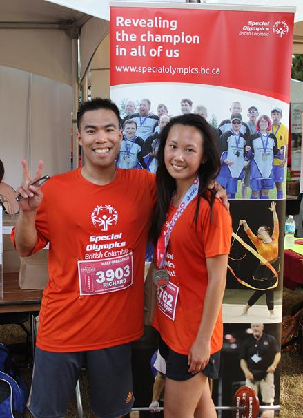 Scotiabank Vancouver Half-Marathon 2015 runners