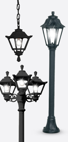 Classic Lantern Range