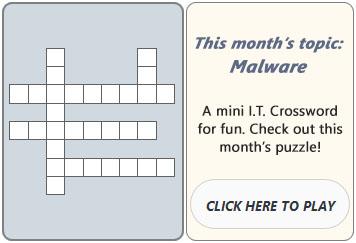 November 2015 Crossword