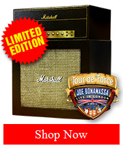 Joe Bonamassa 'Tour De Force' Box Set DVD or Blu-Ray