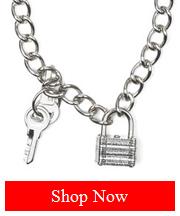Sid-Vicious Lock Pendant