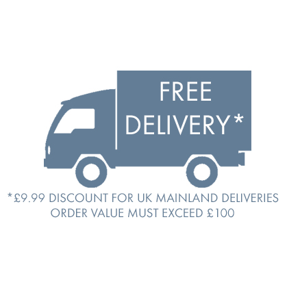 Free Delivery over £100