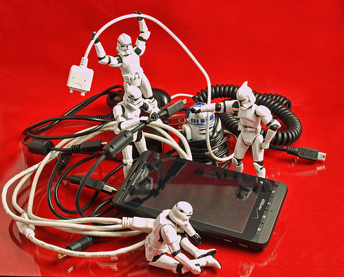 Stormtrooper Cables