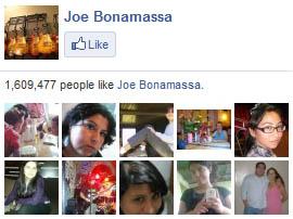 Joe Bonamassa on Facebook. 1,609,477 people like Joe Bonamassa. Yay!