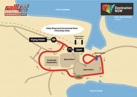 Coffs Coast Advocate - Kennards Hire Rally Australia
