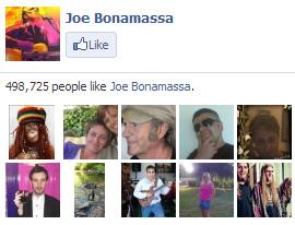 Joe Bonamassa on Facebook. 498,725 people like Joe Bonamassa