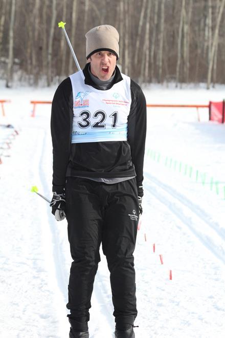 SOBC - Kelowna cross-country skier Neil Melesko