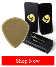 Signature Bonamassa Gold Guitar Picks