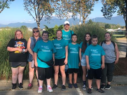 Special Olympics BC - Chilliwack Fit Families & Friends