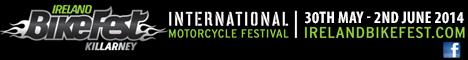 Ireland BikeFest Killarney 2014