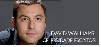 David Walliams celebridade-escritor