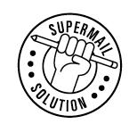 Supermail Solution Logo