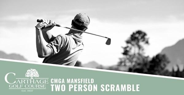CMGA Mansfield 2 Person Scramble