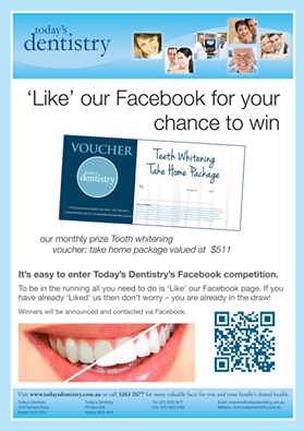 Display images to see the latest poster about our new Facebook competition