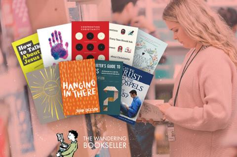 KYCK21 Book Collection at the Wandering Bookseller