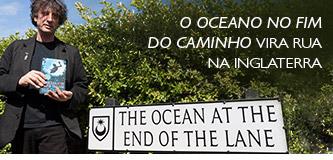 O oceano no fim do caminho vira rua na Inglaterra