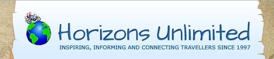 Horizons Unlimited Friday July 18 - Sunday July 20, 2014 - Enniskillen, Ireland