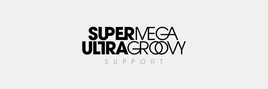 SuperMegaUltraGroovy Support