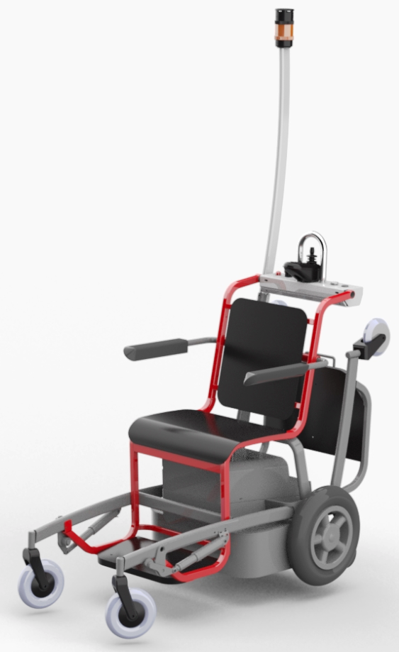Special Mobility introduces new PRM items at PTE 2019 London