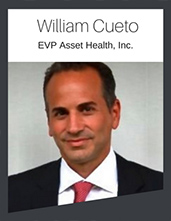 William Cueto — EVP Asset Health, Inc.