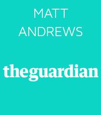 Matt Andrews - The Guardian